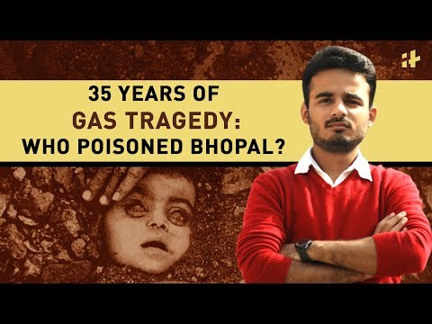 35 Years Of Bhopal Gas Tragedy   Indiatimes