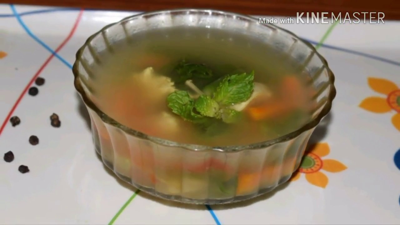 Clear chicken soup soup recipe in hindiby geetashrees cooking clear chicken soup soup recipe in hindiby geetashrees cooking channel forumfinder Choice Image