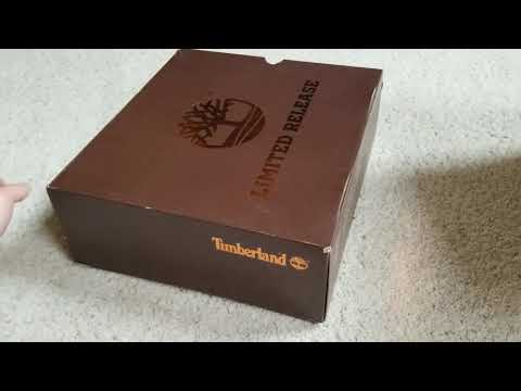 Limited Release Timberland boots – all Green Suede UNBOXING