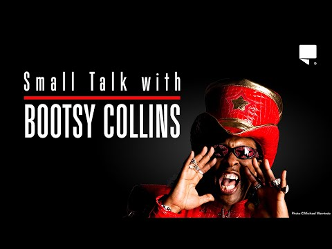 Small Talk with Bootsy Collins (Interview) | Richland Library