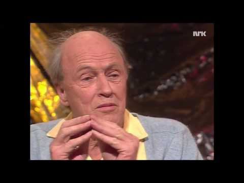 Interview with Roald Dahl (1989)