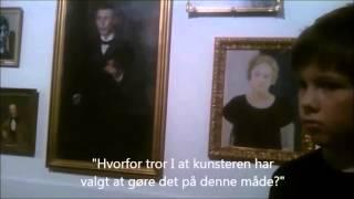 Learning Museum - Elisabeth Jerichau Baumann, Portræt af en af sønnerne (Thorald)