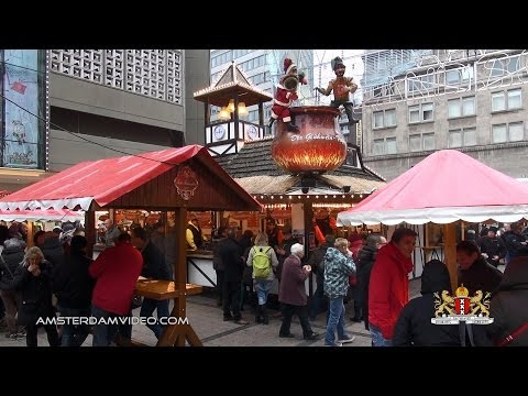 Christmas Market Essen Germany HD (12.8.13 - Day 1256)