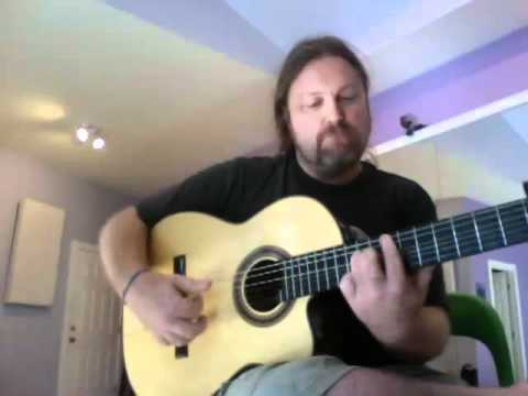 Private Lesson with Jason McGuire on Alegrias Harmony