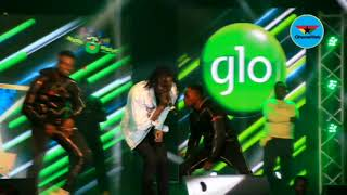 Stonebwoy proves he 'reigns' at Glo Mega Show 2018