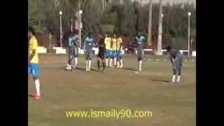 MBALLA Charlie (Ismaily sc VS Al Ahly Shendu)