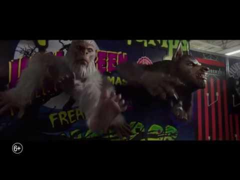 Ужастики 2:беспокойный хеллоуин - Русский тизер-трейлер (2018)