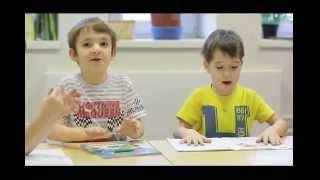 """Урок английского языка. Детский центр """"Удивительный Жираф"""" город Звенигород."""