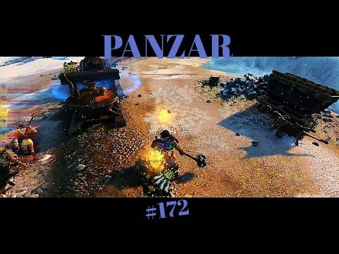 видео: panzar - берсерк толкает паровозик.#172
