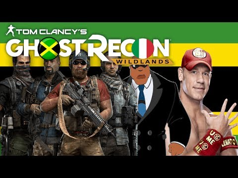 Tom Clancy's Ghost Recon  Wildlands f@#k this game |