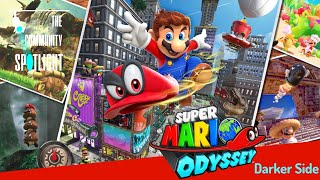 Community Spotlight: Super Mario Odyssey Darker Side Edition