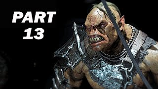 Middle Earth Shadow of Mordor Walkthrough Part 13 - Rapid Fire (PC 1080p Gameplay)