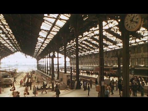 Rétro   La gare de Lyon en 1980