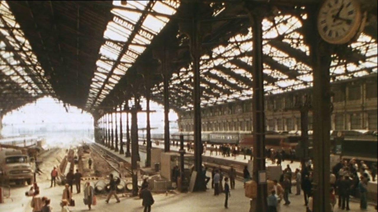 R tro la gare de lyon en 1980 youtube - Gare de lyon jardin des plantes ...