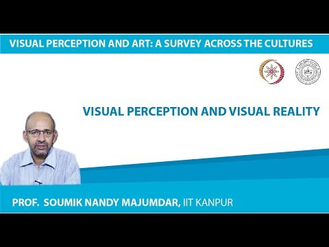 WEEK 1 – Lecture 3: Visual Perception and Visual Reality