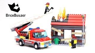 Kijk Lego City 60003 Brandalarm filmpje