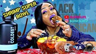 Super Bowl 53 Shrimp Boil