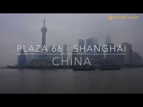 LUXURY SHOPPING SHANGHAI PLAZA 66