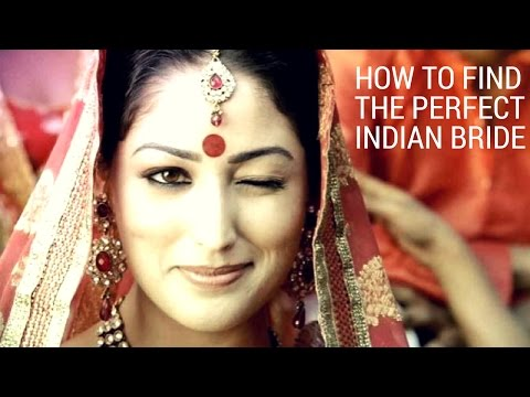 how to find a bride