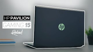 HP Pavilion 15 Gaming Laptop Review 2019! - Is It A Worthy Gaming Laptop?