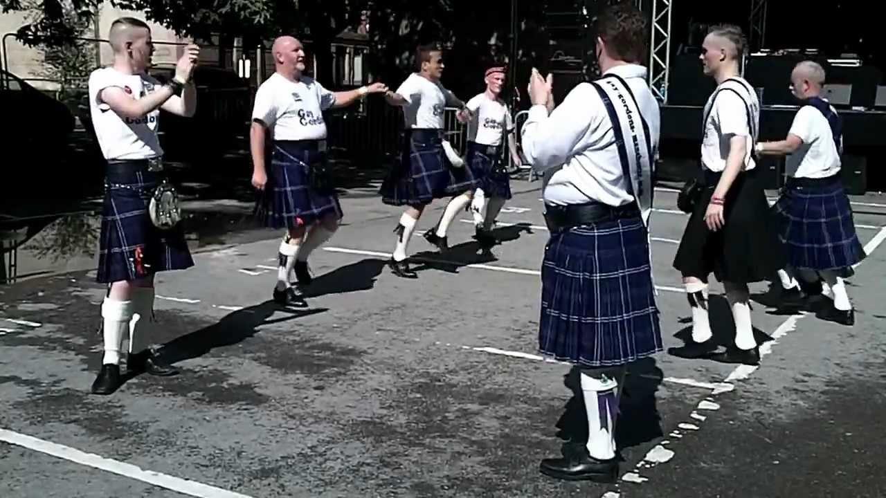 Gay Gordons Dance 84