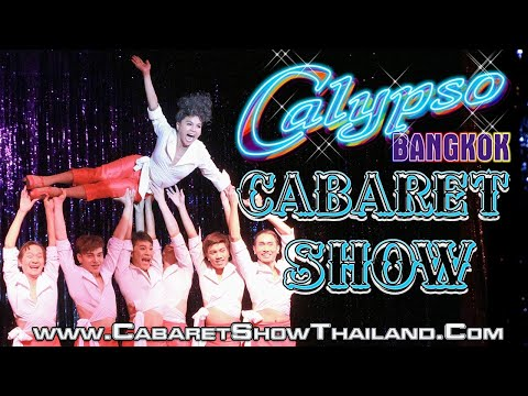 Calypso Cabaret Cheap Price Tickets Booking Online Bangkok Thailand HD