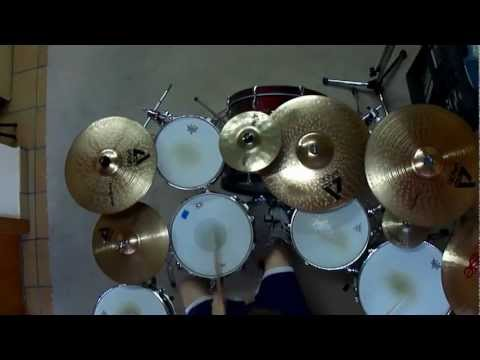 Cry Out To Heaven - Eternia (Drum Cover)