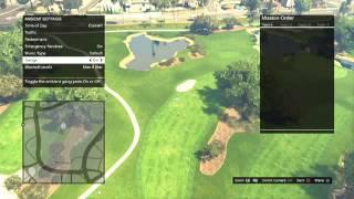 Grand Theft Auto V - Mission Creator