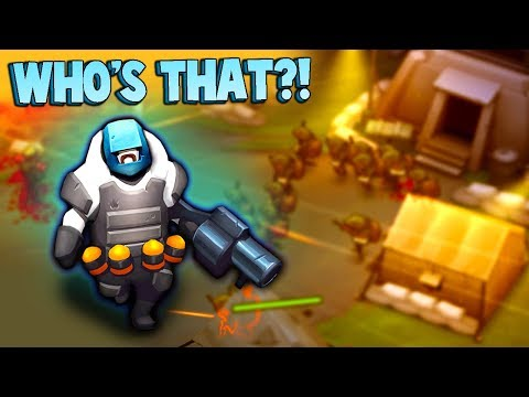WHO IS THAT!?  (Guns Up Multiplayer Gameplay)