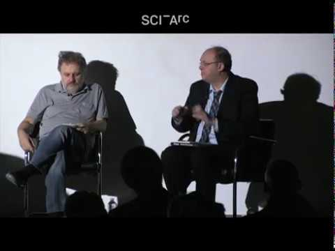 Slavoj Žižek and Graham Harman in conversation, moderated by Anna Neimark (March 1, 2017)