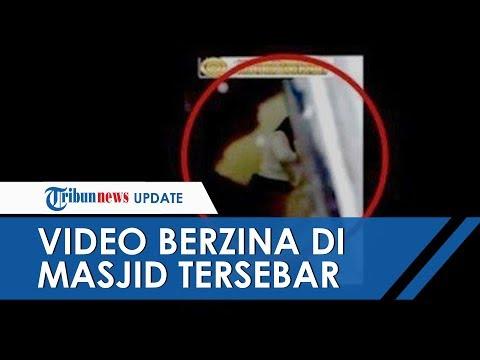Video Dua Pelajar Berzina Di Dalam Masjid Tersebar, Diduga Tak Sadar Terekam CCTV