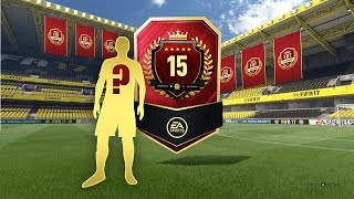 Zapętlaj NUMBER 15 IN THE WORLD MONTHLY REWARDS! FIFA 17 Ultimate Team | NepentheZ