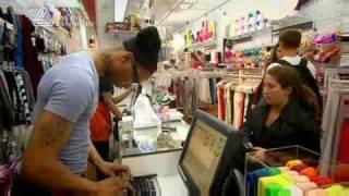 Using RFID - American Apparel