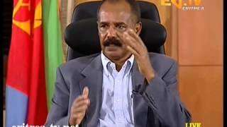 Eritrean Pia Talks About Future Road Construction Plans In Eritrea