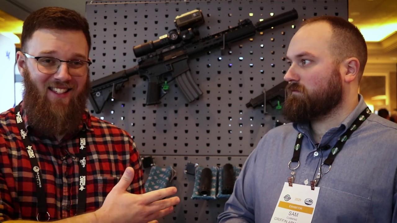 Griffin Armament - SHOT Show 2020