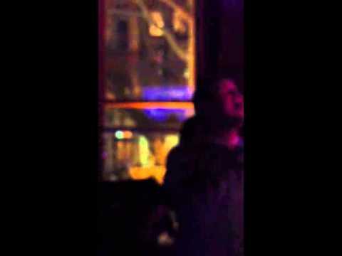 Karaoke Bar in NYC!!