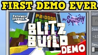Minecraft PE / Xbox FIRST DEMO EVER - Worth It?