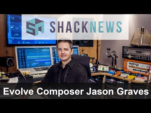 Evolve Composer Jason Graves' Raleigh Studio