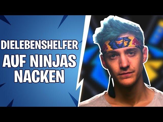 Cash auf Ninjas Nacken - DieLebenshelfer | #Ehregenommen