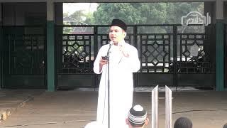 Dahsyat.... Khutbah Idul Fitri yang Menyentuh Hati - Ust. Akhmad Azhari, Lc