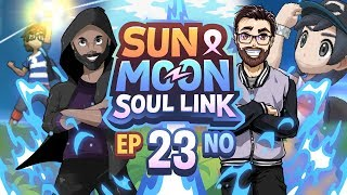 "Pokémon Sun & Moon Soul Link Randomized Nuzlocke w/ Nappy + Shady - Ep 23 ""A Rock and a Hard Place"""
