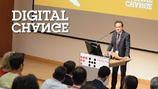 """Digital Change"" -  Prof. Mag. Dr. Peter Granig - Keynote"