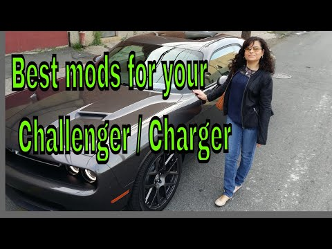 Dodge Challenger / Charger best bang for  the buck mods
