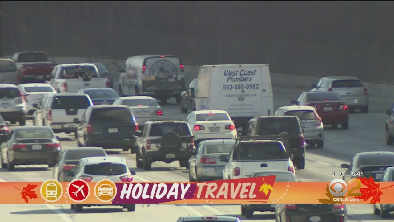 AAA predicts record number of drivers to hit the roads for holiday