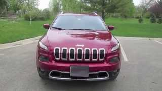 2014 Jeep Cherokee Limited ACTUAL OWNER Review!!