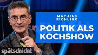 Mathias Richling: Warum der Bundestag eine Kochshow ist
