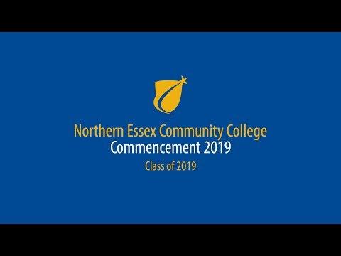 Northern Essex Community College Graduation 2019
