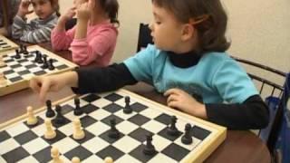 Азбука! Шахматы для дошкольников!