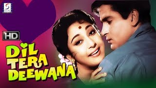 Dil Tera Deewana -  Shammi Kapoor, Mala Sinha - Comedy Movie - B&W - HD
