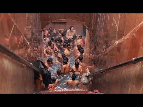 Rajgir Kund Nalanda Bihar